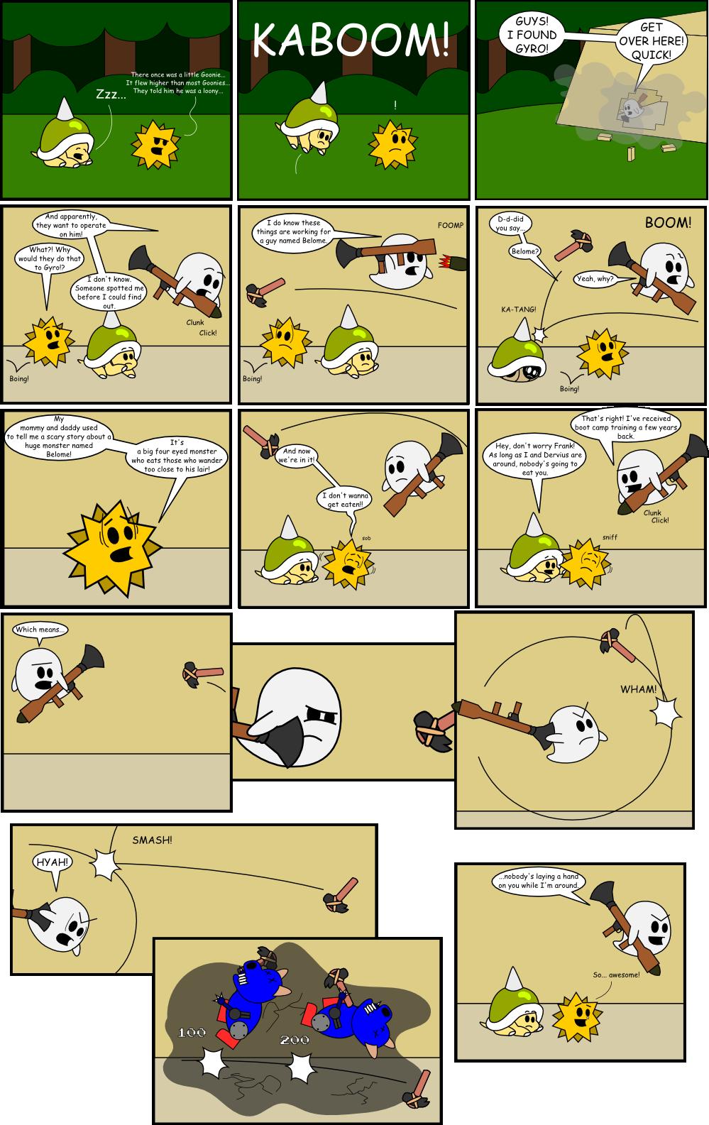 Page 30: Game, Set, Match