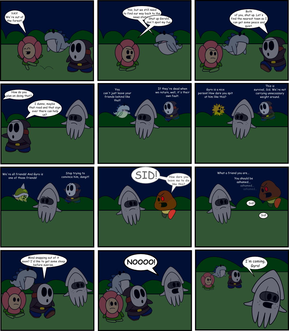 Page 28: Restless